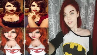 This Russian Teen Can Transform Herself Into Anyone || Amazing Pics #01 || @The Box