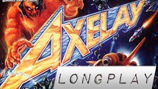 Longplay (w/commentary) - Axelay for the SNES