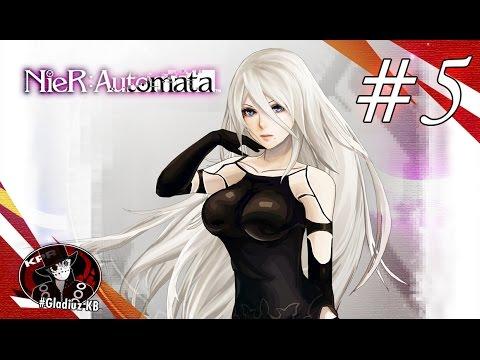 Nier Automata #5 - แอนดรอยด์ผู้ทรยศ