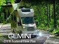 2019 Gemini® 23TW RUV™ Class B+ Featured Floor Plan From Thor Motor Coach