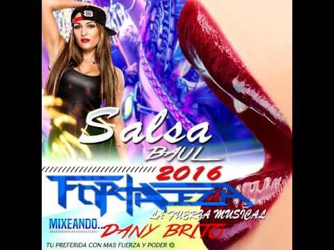 Dj Dany Brito Salsa Baul Fortaleza 2016