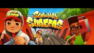Subway Surfers 2012 PC version Gameplay