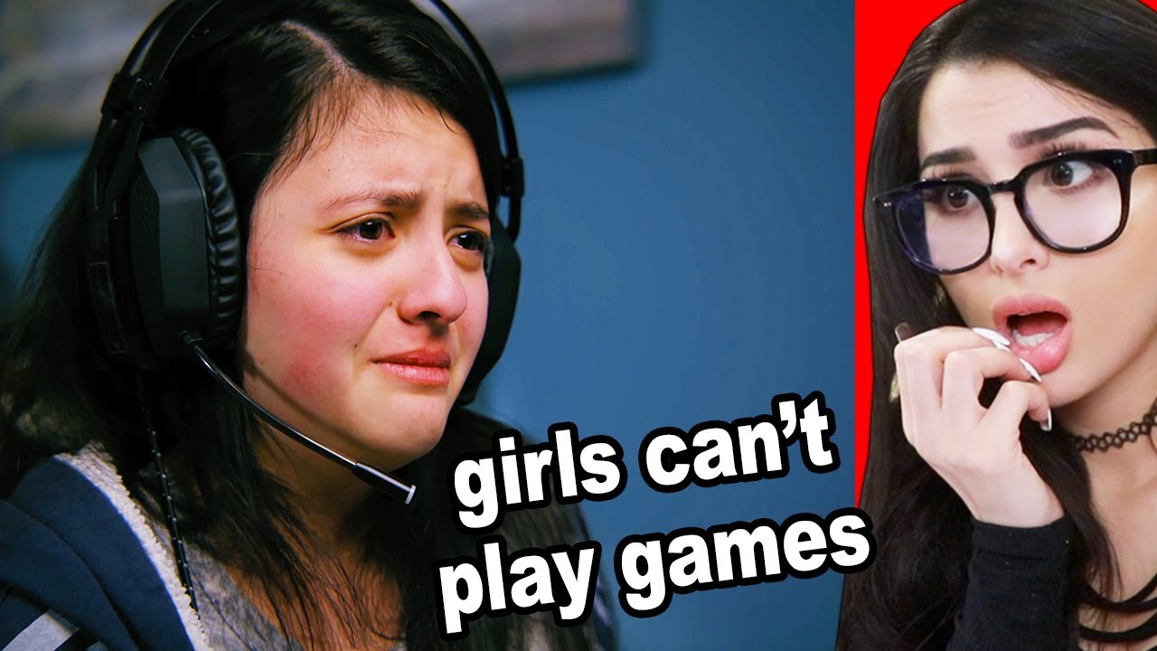 Download Girl Gamer Gets Bullied By Kid At School ft SSSniperWolf