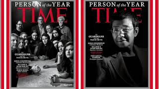 Person of the year: 'Guardians and War on Truth'