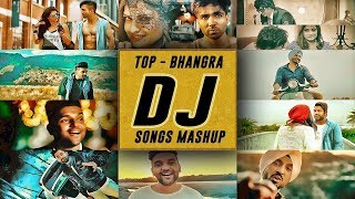 Top Songs Bhangra Mashup 2019 || Punjabi Mashup 2019 || T-series Music
