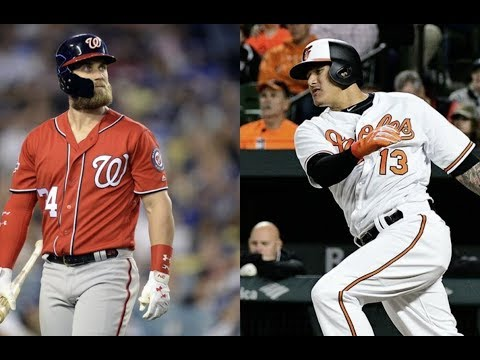 Ten Year Contracts For Bryce Harper Or Manny Machado? | Inside Baseball
