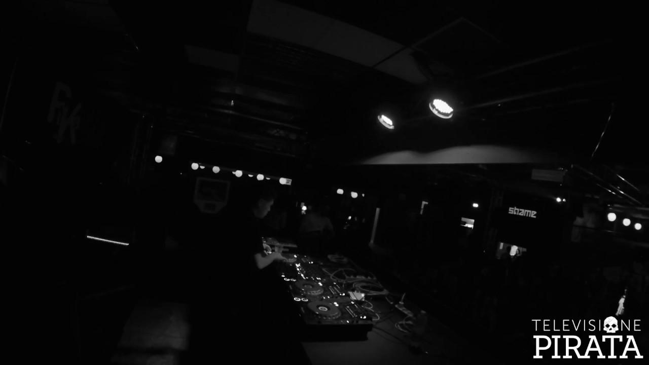 Phase Fatale dj set @ Shame Clubbing // Pika Future Club (Verona)