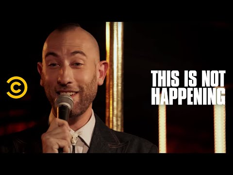This Is Not Happening - Ari Shaffir - Chinese S**t Squat Toi