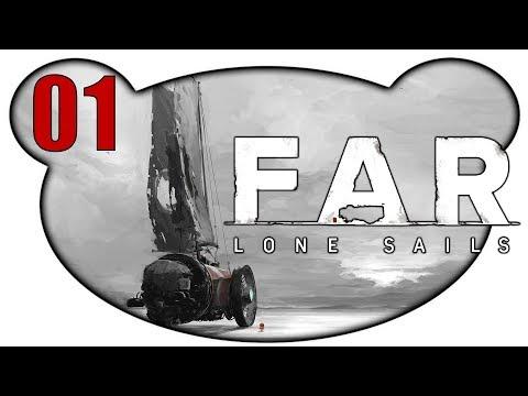 FAR: Lone Sails #01/03 - Aufbruch (Let's Play Gameplay Deutsch German)
