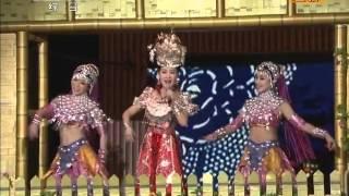 [2012年春晚]歌舞:《追爱》 演唱:雷佳