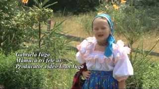 Gabriela Iuga Mamuca tri fete ai