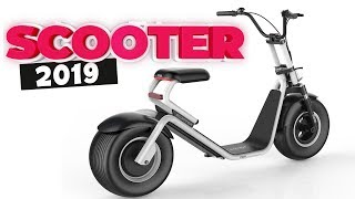 TOP 5 Fat Tire Electric Scooters Innovation 2019