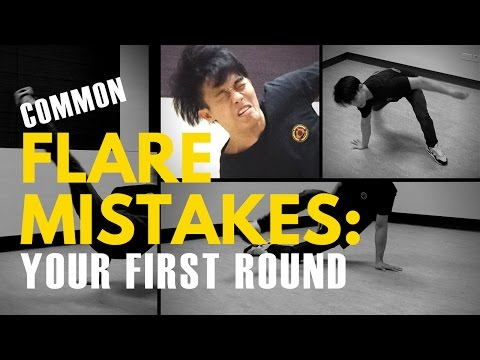 How To Flare - 4 Common Flare Mistakes (Spot And Correct Them)