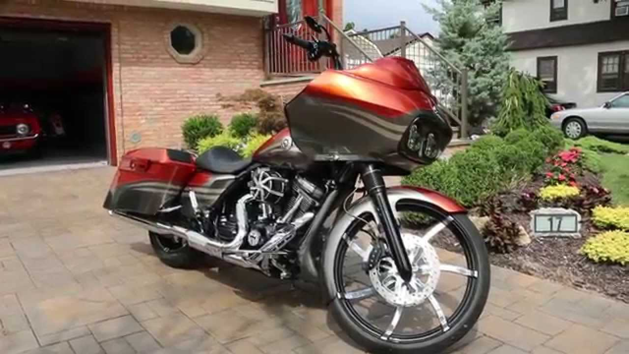 sold 2013 harley davidson screamin eagle road glide for sale fltrxse over the top show bike