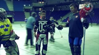 Bezpieczna jazda na rolkach TBL - Hokej
