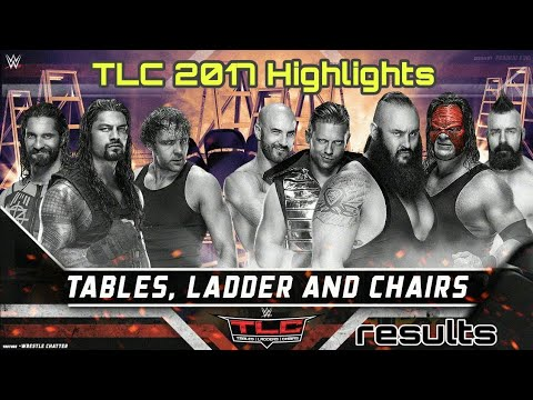 TLC 2017 Results And Highlighted Points Hindi| WWE TLC news Hindi
