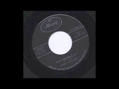 JOHNNY COPELAND - ROCK & ROLL LILLY - MERCURY