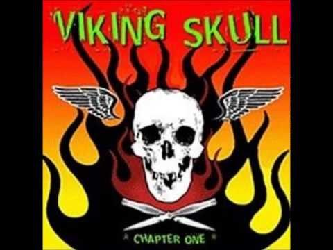 Viking Skull - Wizard Sleeve