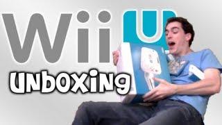 Wii U Unboxing & Setup! (1080p)
