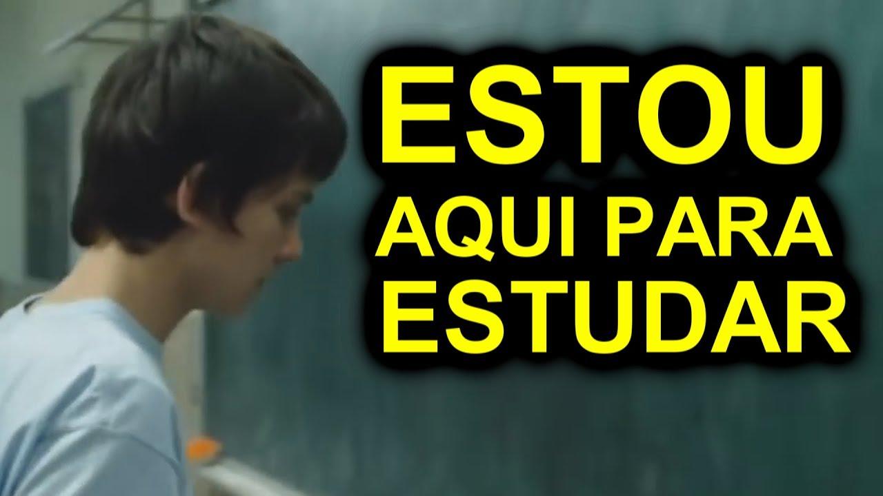 Estou Aqui Para Estudar Video Motivacional Para Estudar Coach Eduardo Cortez