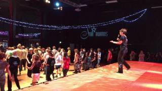 Wandering Hearts Line Dance Demo Maggie G Star Awards 2017