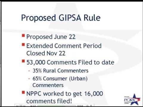 Chris Wall - Washington Domestic Public Policy Update