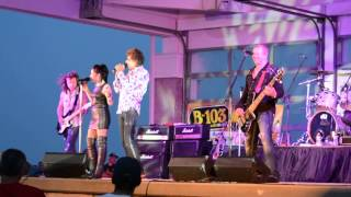 Starship Featuring Mickey Thomas - White Rabbit, Miracles, Count on Me, Somebody to Love - 7/19/2013