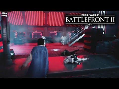 Download Youtube: Star Wars Battlefront 2 - NEW MULTIPLAYER GAMEPLAY! Kamino Interior! Clone Wars! Death Star 2!