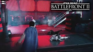 Star Wars Battlefront 2 - NEW MULTIPLAYER GAMEPLAY Kamino Interior Clone Wars Death Star 2