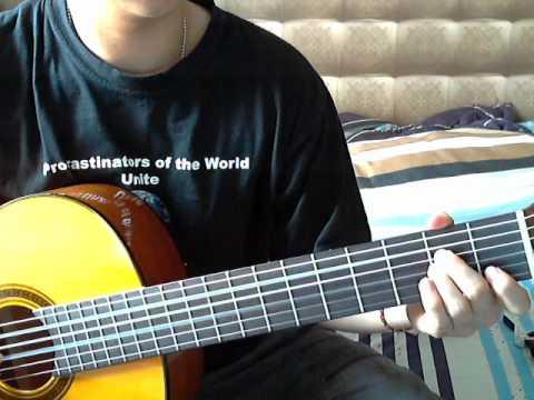 dream high guitar solo