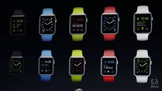 Apple Watch: Everything you need to know in less than 60 seconds