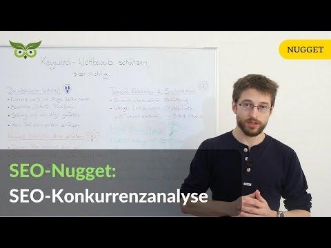 SEO Keyword-Analyse: Kann ich für mein Keyword bei Google ranken?