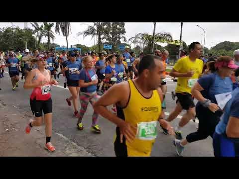 Sao Paulo, Brazil Marathon, 2018