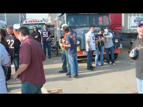 Your Chicago Tickets -  Don McCauley Tailgating 2009