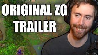 Asmongold's Reaction to World of Warcraft - Zul'Gurub Original 20-man Trailer (2005)