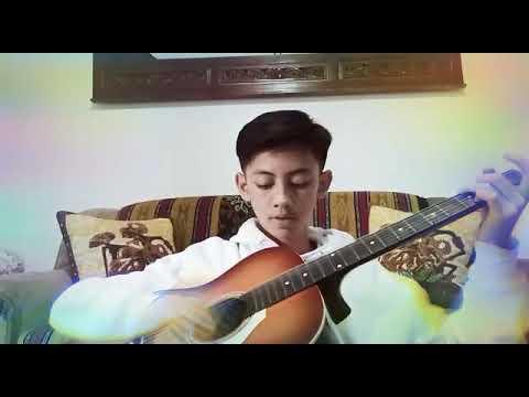 wow mantap keren cover lagu song shine angga youtube