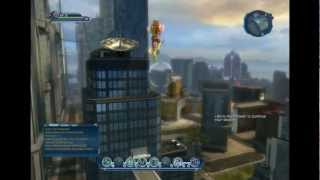 DC Universe Online - Super-Speed Gameplay