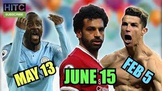 Best Footballer Born EACH Week Of The Year