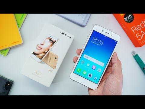 Unboxing OPPO A37 Indonesia - Lawan Redmi 5A Nih!