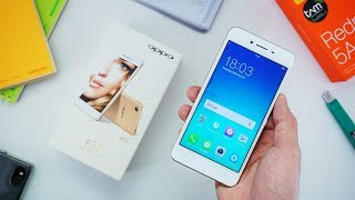 Unboxing OPPO A37 Indonesia - Lawan Redmi 5A Nih
