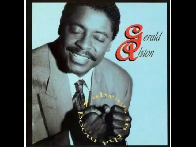 Gerald Alston - Send For Me