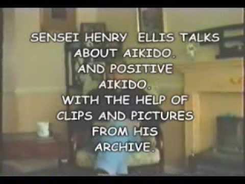 Aikido Documentary - Henry Ellis Sensei - Early Days of British AIkido from 1955
