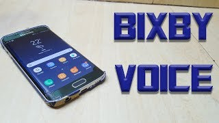 Review of the Ultimate Nougat S8+ Port, Galaxy S6 Edge (Working Bixby Voice)