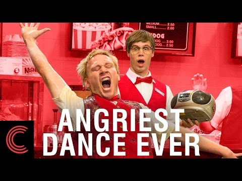 Angry Dancing for Love