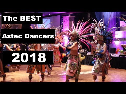 Best Aztec Dancers 2018 (Cultural Tradition)
