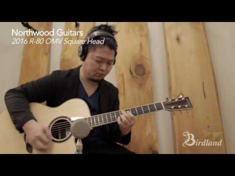 Northwood  Guitar  R-80  OMV