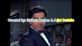 Nain milakar chain churana karaoke with lyrics
