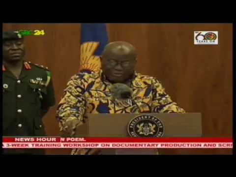 'Government is not against mining but illegal mining' – Nana Addo