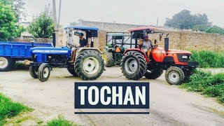 ArjuN 555 VS Johndeere 5050E VS New Holland 3630 (TochaN)