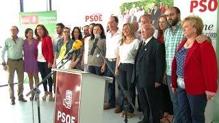 PRESENTACIÓN CANDIDATURA PSOE DE VILLANUEVA DE CÓRDOBA